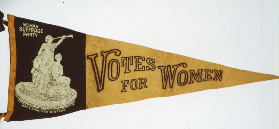 #Suffrage100 Events Coming Up This Week (January 6-12)